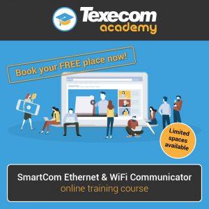 SmartCom intelligent communicator – Installation, programming, Texecom Connect app & FAQ's