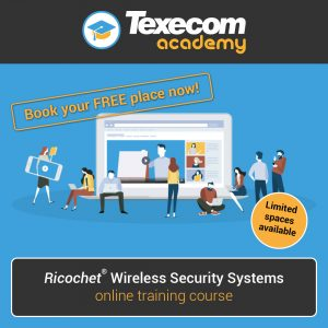 Wireless security systems – Ricochet™ mesh technology, installation, commissioning & diagnostics