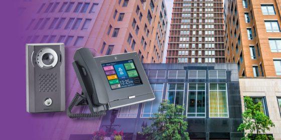 Aiphone IX Intercom System